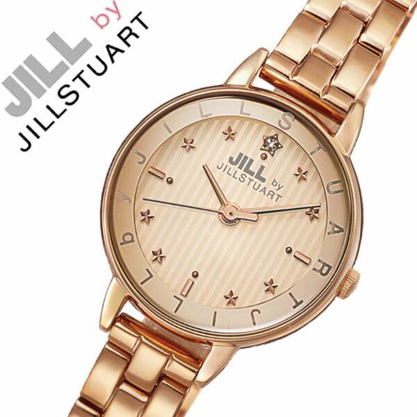 【5年保証対象】ジルバイジルスチュアート 腕時計 JILL BY JILL STUART 時計 ジル バイ ジルスチュアート 時計 JILLSTUART 腕時計 ジルスチュアート腕時計 ジルスチュアート時計 ニューヨーク・ニューヨークレディース ゴールド NJAK001 人気 かわいい 送料無料