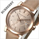 バーバリー 時計[BURBERRY 腕時計]バーバリー ロンドン 腕時計[BURBERRY LONDON 時計] シティ The City レディース/ピンクゴ...