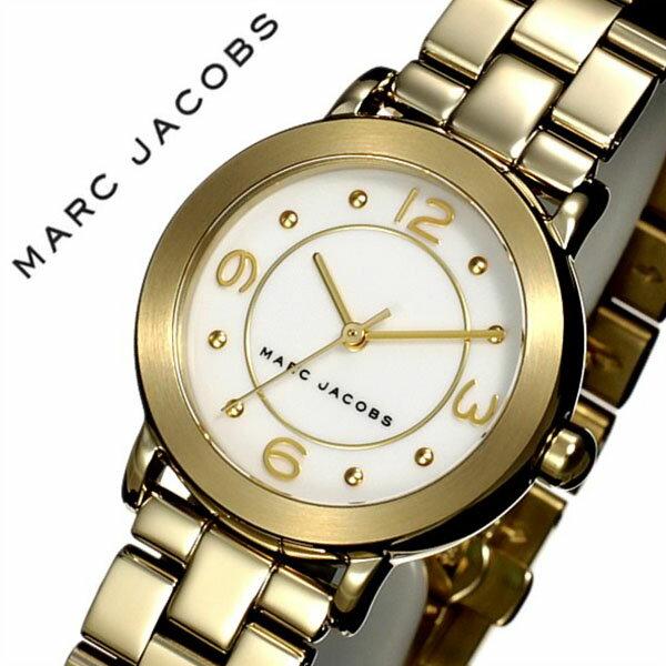 マークジェイコブス 腕時計 MARCJACOBS 時計 マーク ジェイコブス 時計 MARC JACOBS 腕時計 ライリー RILEY レディース ホワイト MJ3473 人気 新作 流行 ブランド 防水 メタル ベルト マークバイマークジェイコブス ギフト プレゼント ゴールド 送料無料