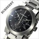バーバリー 腕時計 BURBERRY 時計 バーバリー ロンドン 時計 BURBERRY 腕時計 ザ シティ The City メンズ ブラック BU9351 ...