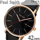ポールスミス 腕時計[paul smith 時計]ポールスミス 時計[paul smith 腕時計]トラック TRACK メンズ/ブラック P10081[…