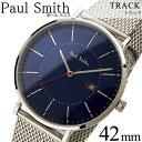 ポールスミス 腕時計 paul smith 時計 ポールスミス 時計 paul smith 腕時計 トラック TRACK メンズ ブルー P10088 人…