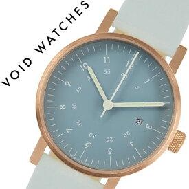3e974243ed 【5年保証対象】ヴォイド 腕時計 VOID 時計 ヴォイド 時計 VOID 腕時計 ボイド メンズ レディース ブルー VID020042 正規品  POS 人気 ブランド ギフト 革 レザー ペア ...