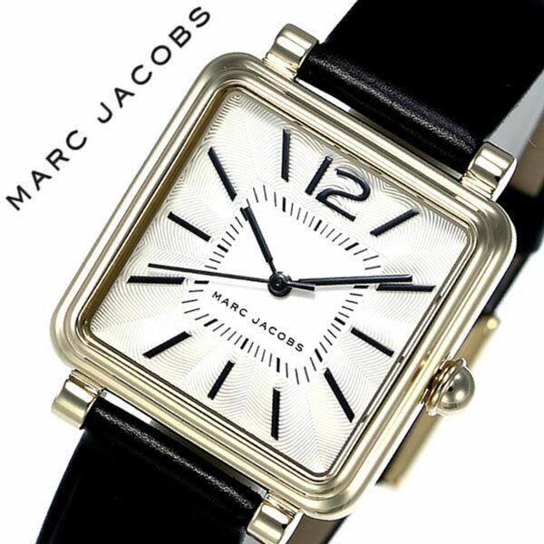 マークジェイコブス 腕時計 MARCJACOBS 時計 マーク ジェイコブス 時計 MARC JACOBS 腕時計 ヴィク VIC レディース シルバー MJ1437 人気 流行 ブランド 防水 革 レザー マークバイマークジェイコブス MARC BY MARC JACOBS ギフト プレゼント ブラック 送料無料