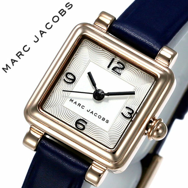 マークジェイコブス 腕時計 MARCJACOBS 時計 マーク ジェイコブス 時計 MARC JACOBS 腕時計 ヴィク VIC レディース ホワイト MJ1546 人気 ブランド 防水 革 レザー MARC BY MARC JACOBS ギフト プレゼント ピンクゴールド ローズゴールド 送料無料