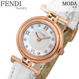 91f1e7f8cf フェンディ腕時計 FENDI時計 FENDI 腕時計 フェンディ 時計 モダ MODA レディース ホワイトパール F275244D [腕時計  フェンディ スイス製 イタリア ギフト バーゲン ...