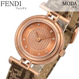 フェンディ 腕時計 FENDI 時計 フェンディ 時計 FENDI 腕時計 モダ MODA レディース ピンクゴールド F275272DF 腕時計 フェンディ スイス製 イタリア ギフト プレゼント 新作 人気 ブランド ファッション ダイアモンド 送料無料