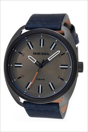 ディーゼル腕時計DIESEL時計ディーゼル時計DIESEL腕時計ファストバックFASTBAKメンズグレーDZ1838[人気ブランド防水レザー革デニムおしゃれかっこいいビジネスカジュアルプレゼントギフト送料無料]