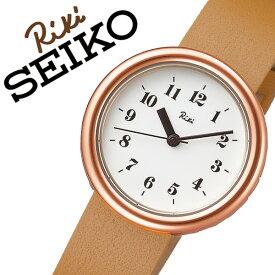 【5年保証対象】セイコー 腕時計 SEIKO 時計 セイコー 時計 SEIKO 腕時計 アルバ リキ ALBA RIKI レディース ホワイト AKQK449 ゴールド 革 シンプル 人気 プレゼント ギフト アナログ ラウンド かわいい ファッション カジュアル ビジネス