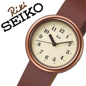 【5年保証対象】セイコー 腕時計 SEIKO 時計 セイコー 時計 SEIKO 腕時計 アルバ リキ ALBA RIKI レディース ベージュ AKQK450 ゴールド 革 シンプル 人気 プレゼント ギフト アナログ ラウンド かわいい ファッション カジュアル ビジネス