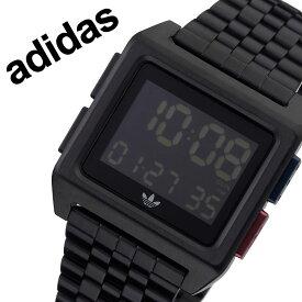 a9de16ff3b4461 アディダス オリジナルス 腕時計 adidas Originals 時計 アディダス時計 adidas腕時計 アーカイブエム1 ARCHIVE_M1 メンズ  レディース 男性 女性 ブラック Z01-3042-00 ...