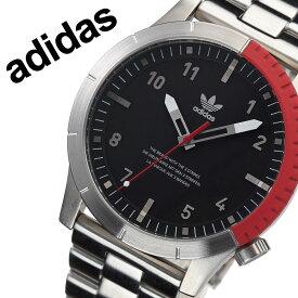 アディダス オリジナルス 腕時計 adidas Originals 時計 アディダス時計 サイファーエム1 Cypher_M1 メンズ レディース 男性 女性 ブラック Z03-2958-00 人気 お洒落 ブランド レッド ラウンド シンプル カジュアル スポーツ ウォッチ ギフト プレゼント 送料無料
