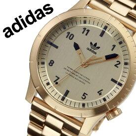 アディダス オリジナルス 腕時計 adidas Originals 時計 アディダス時計 adidas腕時計 サイファーエム1 Cypher_M1 メンズ レディース 男性 女性 ゴールド Z03-510-00 人気 お洒落 ブランド ラウンド シンプル アナログ カジュアル スポーツ ウォッチ ギフト プレゼント