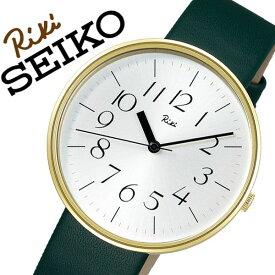 【5年保証対象】セイコー 腕時計 SEIKO 時計 アルバ リキ ワタナベ コレクション ALBA RIKI WATANABE COLLECTION レディース ホワイト AKQK452 [ 正規品 人気 彼女 嫁 妻 かわいい おしゃれ ファッション フォーマル ビジネス 渡辺力 シンプル プレゼント ギフト ]