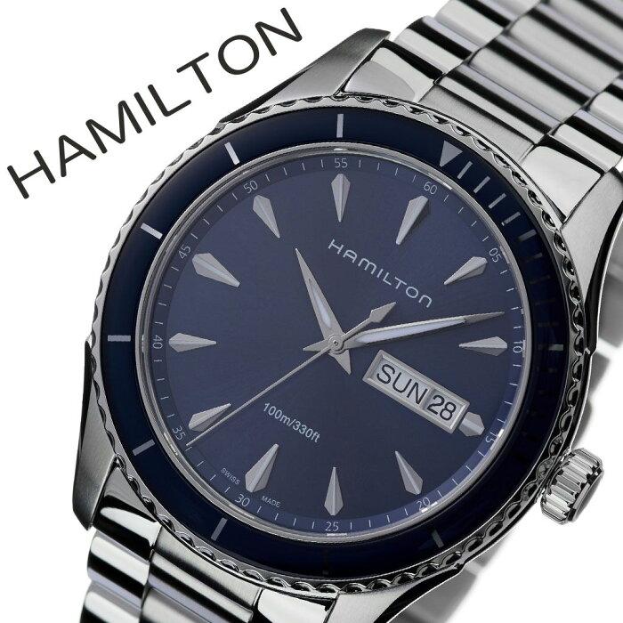 huge inventory 4af6c a75fb ハミルトン 腕時計 HAMILTON 時計 ジャズマスター シービュー ...