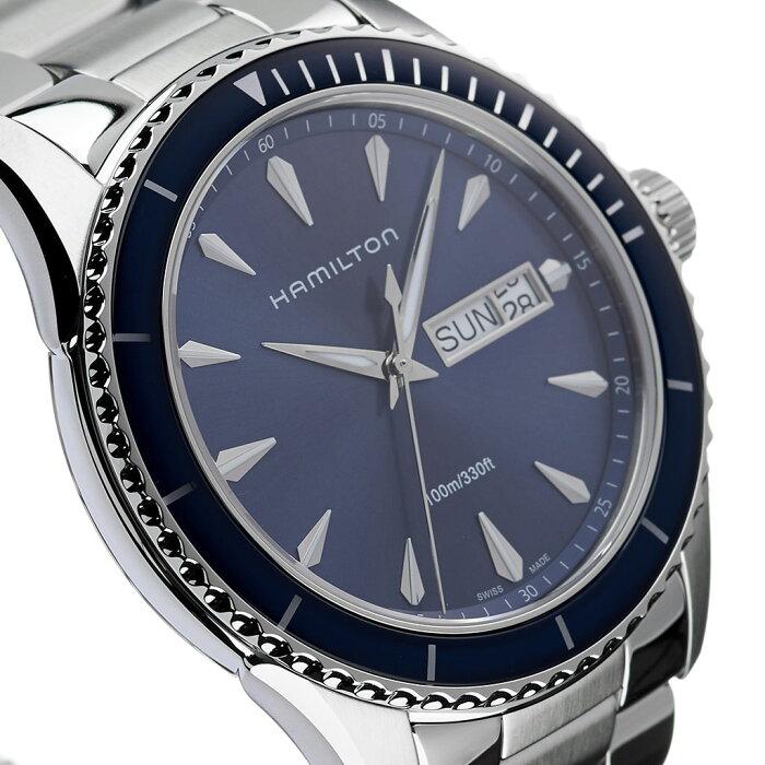 huge inventory 5b550 465e1 ハミルトン 腕時計 HAMILTON 時計 ジャズマスター シービュー ...