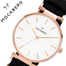 [当日出荷] モックバーグ 腕時計 MOCKBERG 時計 Modest レディース ホワイト MO616 [ 正規品 人気 ブランド 女性用 彼女 妻 嫁 上品 かわいい 薄型 アクセサリー シンプル ローズゴールド プレゼント ギフト ]送料無料