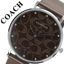 [当日出荷] コーチ 腕時計 COACH 時計 コーチ 時計 COACH 腕時計 ペリー Perry レディース ブラウン 14503302 [ 人気 おすすめ ブランド シンプル ビジネス カジュアル ファッション 上品 可愛い オシャレ ギフト プレゼント ]送料無料