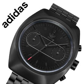 アディダス 腕時計 adidas 時計 アディダス 時計 adidas 腕時計 プロセス クロノ M3 PROCESS CHRONO M3 メンズ ブラック Z18-001-00 人気 ブランド カジュアル スポーツ ファッション おしゃれ ストリート プレゼント ギフト 送料無料