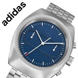 アディダス 腕時計 adidas 時計 アディダス 時計 adidas 腕時計 プロセス クロノ M3 PROCESS CHRONO M3 メンズ ネイビー Z18-3179-00 人気 ブランド カジュアル スポーツ ファッション おしゃれ ストリート プレゼント ギフト 送料無料