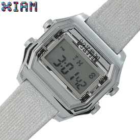 [当日出荷] アイアムザウォッチ 腕時計 I am the watch 時計 メンズ レディース グレー IAM-KIT356 [ 人気 ブランド おしゃれ ファッション カジュアル デジタル レトロ ファッション デジタル カラフル かわいい 親子 ペア お揃い お揃コーデ ]