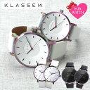 【ペア価格】ペアウォッチ クラス14 時計 KLASSE14 ペア 時計 クラス 14 KLASSE 14 腕時計 ヴォラーレ VOLARE レディース メンズ 革 ベルト レザー クラセ ホワイト
