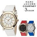 マークジェイコブス 腕時計[MARCJACOBS 時計]マーク ジェイコブス 時計[MARC JACOBS 腕時計]コートニー COURTNEY レディース/ホワイト MJ1449 [流行/ブランド/