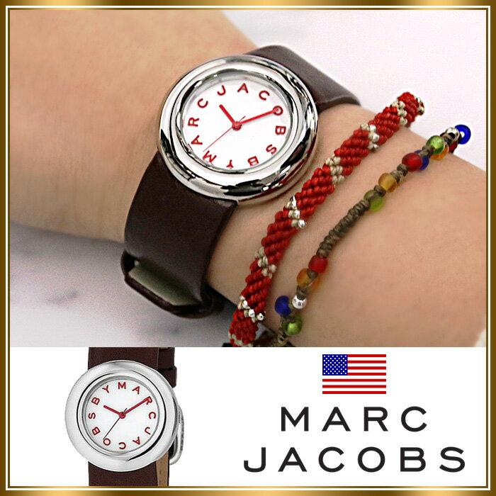 マークバイマークジェイコブス 時計 MARCBYMARCJACOBS 腕時計 マークジェイコブス 腕時計 MARCJACOBS レディース MBM1126 [ 革 ベルト レア 希少 人気 ブランド 格安 激安 ]