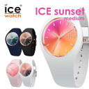 Ice sunset a001