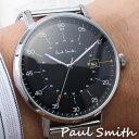 \アフターセール/ ポールスミス 腕時計 PAULSMITH 時計 ポールスミス 時計 PAUL SMITH 腕時計 ゲージ GAUGE 41MM メ…