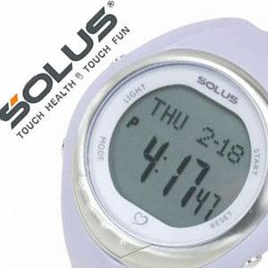 【5年保証対象】ソーラス腕時計 SOLUS時計 SOLUS 腕時計 ソーラス 時計 心拍時計 ハートレートモニター メンズ レディース 男女兼用時計 01-300-05 正規品 スポーツ ダイエット エクササイズ プレゼント ギフト お祝い