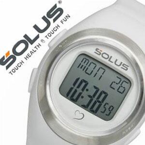 ソーラス腕時計[SOLUS時計](SOLUS 腕時計 ソーラス 時計)心拍時計(ハートレートモニター) 時計 01-800-202 [正規品 スポーツ ダイエット エクササイズ ギフト バーゲン プレゼント ご褒美][おしゃれ 腕時計][ 入学祝い 卒業祝い ]