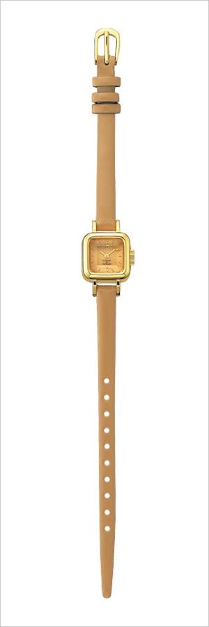 カバンドズッカ腕時計[CABANEdeZUCCA](CABANEdeZUCCA腕時計カバンドズッカ時計)CABANEdeZUCCA(カバンドズッカ)CARAMEL(キャラメル)ベージュ/メンズ/レディース/男女兼用時計AWGP005【楽ギフ_包装】