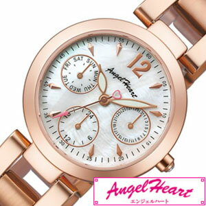 エンジェルハート腕時計[AngelHeart時計AngelHeart腕時計エンジェルハート時計]ラブタイム[LoveTime]/レディース時計/LV30PG[雑誌掲載モデル][生活防水][送料無料][ldw][lpw][プレゼント/ギフト/お祝い/卒業祝い]