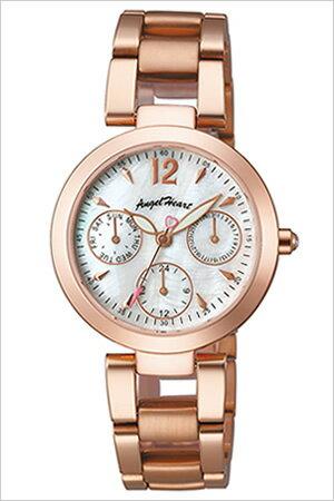 エンジェルハート腕時計[AngelHeart時計AngelHeart腕時計エンジェルハート時計]ラブタイム[LoveTime]/レディース時計/LV30PG[雑誌掲載モデル]送料無料【楽ギフ_包装】