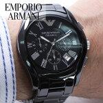 エンポリオアルマーニ腕時計EMPORIOARMANI腕時計アルマーニ時計エンポリオアルマーニ時計メンズ時計ブラック黒セラミカAR1400エンポリアルマーニ腕時計EMPORIOARMANI時計[EAスーツビジネスBKアナログクロノクロノグラフ就職祝いギフト][送料無料]