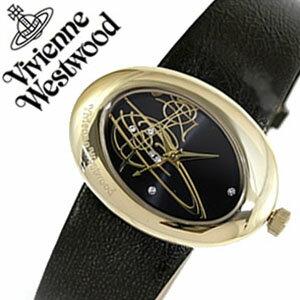 ヴィヴィアン 時計 VivienneWestwood 時計 ヴィヴィアンウエストウッド 腕時計 Vivienne Westwood 腕時計 ヴィヴィアン 腕時計 ヴィヴィアンウェストウッド ビビアン時計 ヴィヴィアン時計 Vivienne時計 Ellipse レディース VV014GD 送料無料 [ クリスマス プレゼント ]