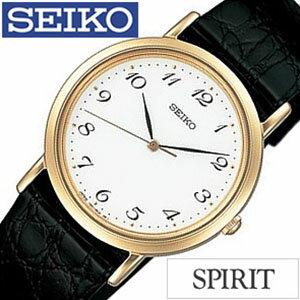 【5年保証対象】セイコー腕時計 SEIKO時計 SEIKO 腕時計 セイコー 時計 スピリット SPIRIT メンズ時計 SCDP030 送料無料 [ クリスマス プレゼント ギフト ]