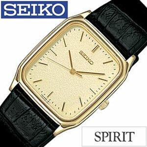 【5年保証対象】セイコー腕時計 SEIKO時計 SEIKO 腕時計 セイコー 時計 スピリット SPIRIT メンズ時計 SCDP040 送料無料 プレゼント 祝い [ クリスマス プレゼント ギフト ]