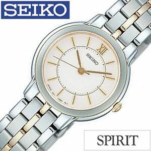 【5年保証対象】セイコー腕時計 SEIKO時計 SEIKO 腕時計 セイコー 時計 スピリット SPIRIT レディース時計 SSDA002 送料無料 [ クリスマス プレゼント ギフト ]