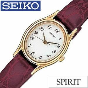 【5年保証対象】セイコー腕時計 SEIKO時計 SEIKO 腕時計 セイコー 時計 スピリット SPIRIT レディース時計 SSDA006 送料無料 [ クリスマス プレゼント ギフト ]
