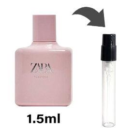 ザラ ZARA チュベローズ オードトワレ 1.5ml アトマイザー お試し 香水 ユニセックス 人気 ミニ