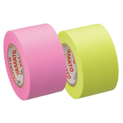 ヤマト メモック ロールテープ つめかえ用 25mm幅 ローズ&レモン WR−25H−6A 1パック(2巻)
