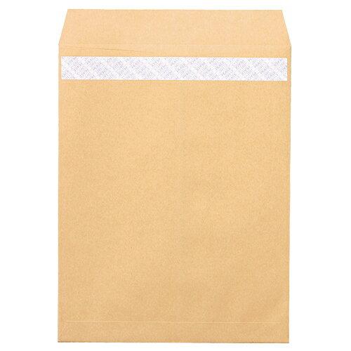 ピース R40再生紙クラフト封筒 テープのり付 角3 85g/m2 業務用パック 679 1箱(500枚) 【送料無料】