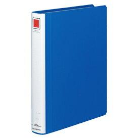 コクヨ チューブファイル(エコツインR) A4タテ 300枚収容 30mmとじ 背幅45mm 青 フ−RT630B 1冊