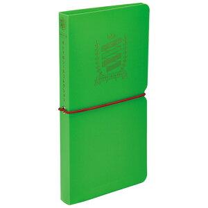 キングジム オトナのシールコレクション(マスキングテープ用) 緑 2982ミト 1冊
