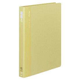 コクヨ リングファイル 発泡PP表紙 A4タテ 30穴 背幅33mm 黄 フ−F470Y 1冊