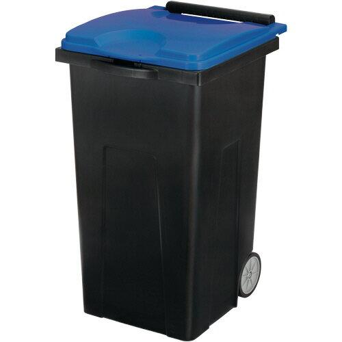 積水マテリアルソリューションズ リサイクルカート エコ #90 90L ブルー RCN90B 1台 【送料無料】(代引き不可)