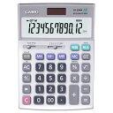 カシオ 本格実務電卓 12桁 デスクタイプ DS−20WK 1台 【送料無料】