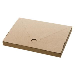 【お取寄せ品】 ヘッズ 無地コンパクト宅配ボックス W230×D20×H165mm M−TBX2 1パック(20枚)